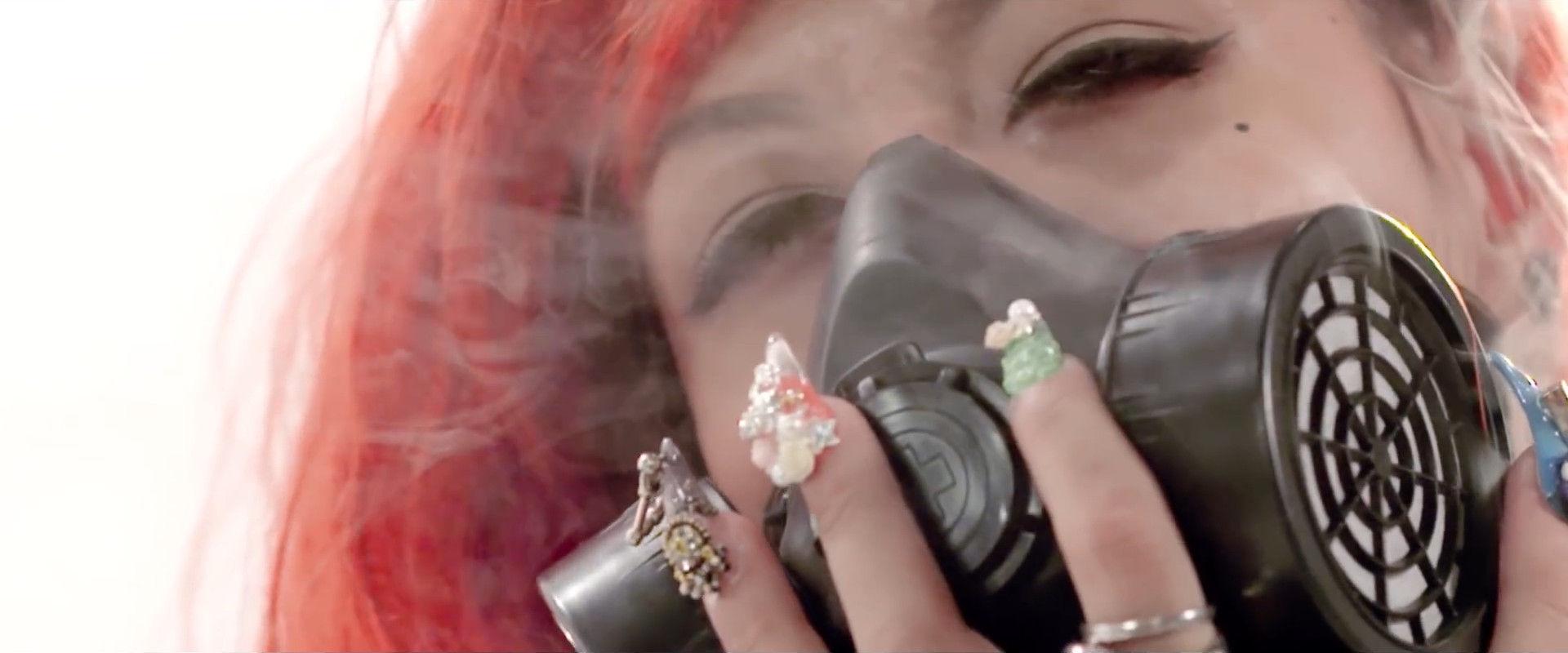 Dat EDM Rave Mask