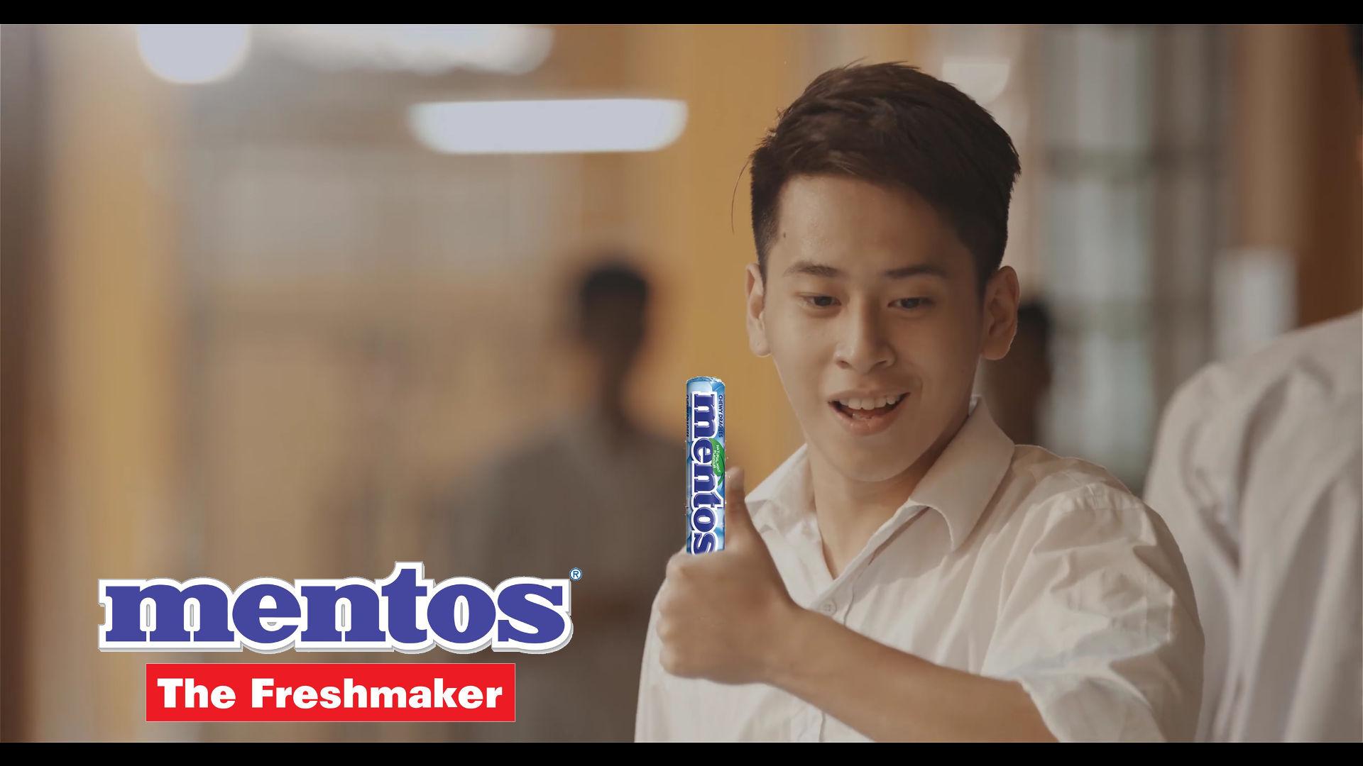 Mentos! The Freshmaker!