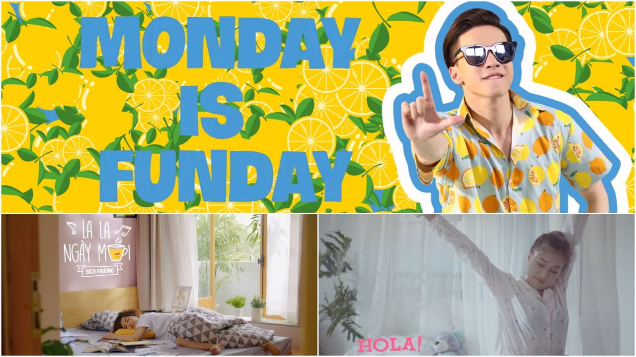 Monday is funday