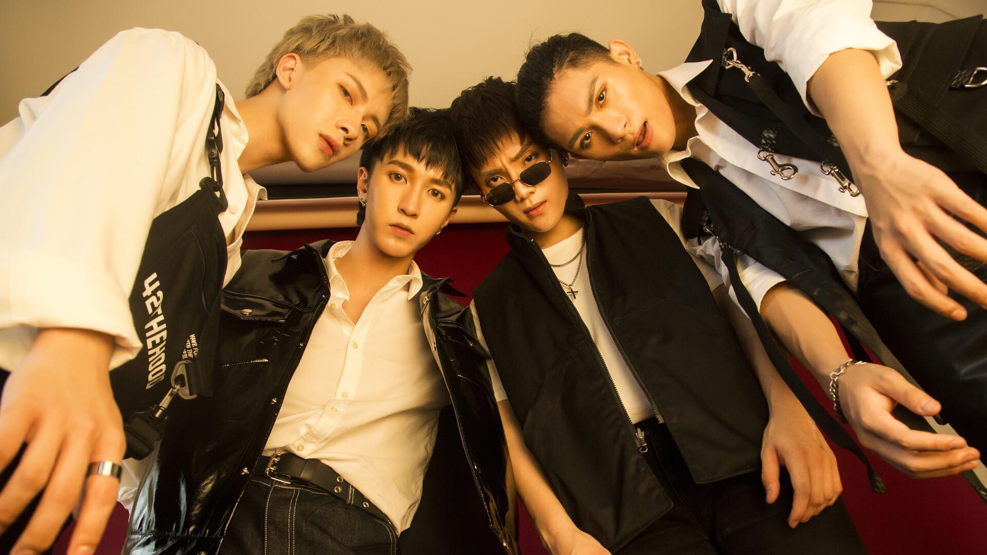 MONST4R 4 Members
