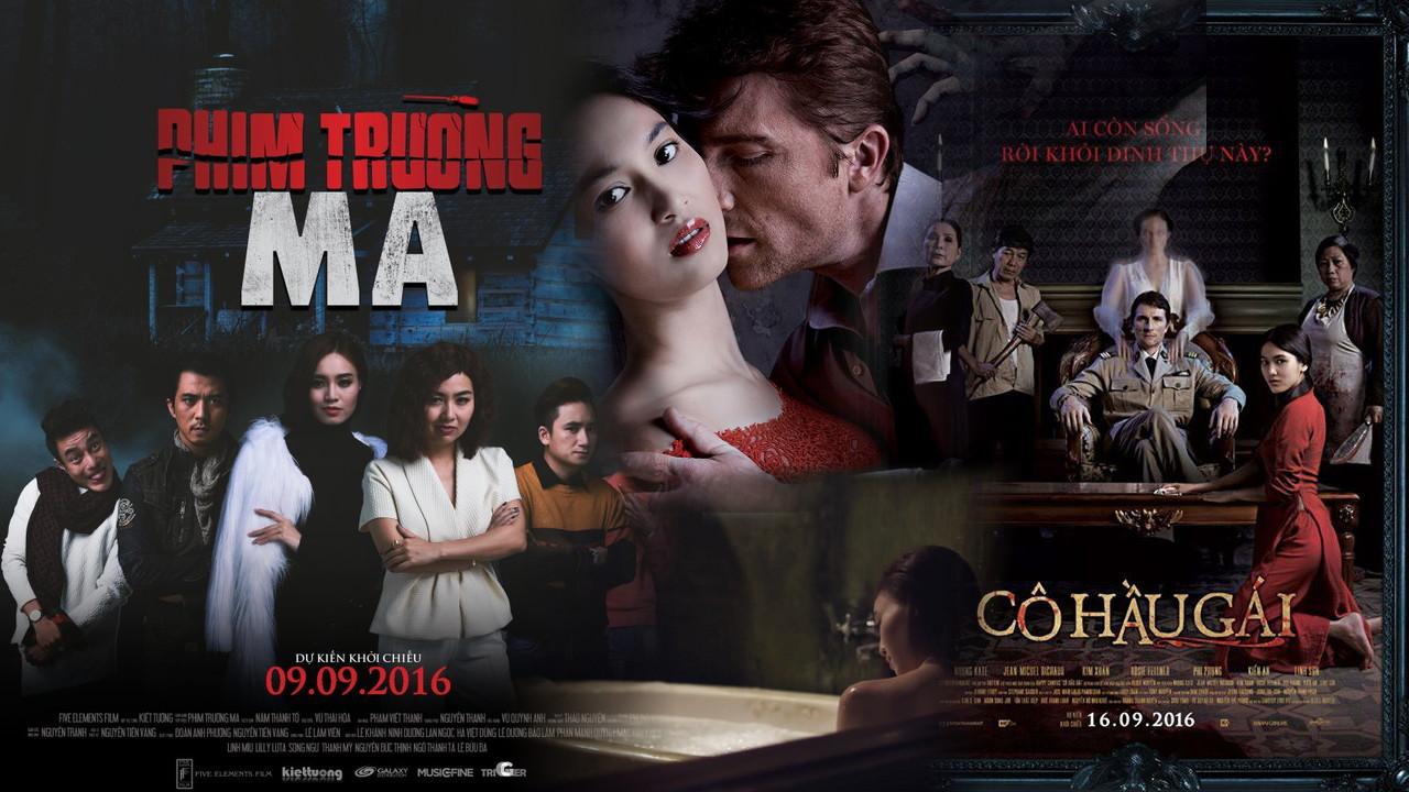 Vietnamese Horror Films