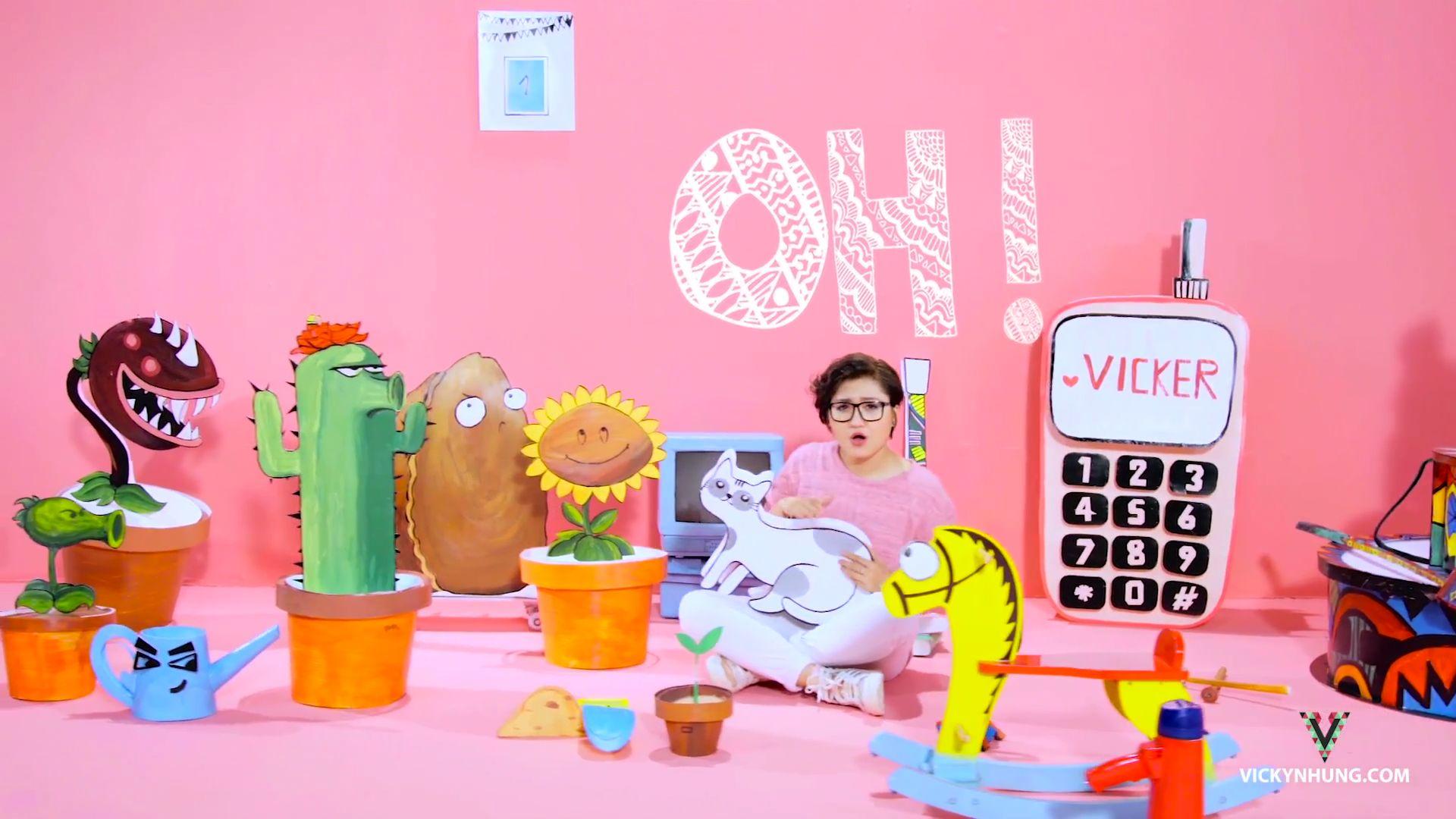 Vicky Nhung Debuts New Single - Nói Đi Mà