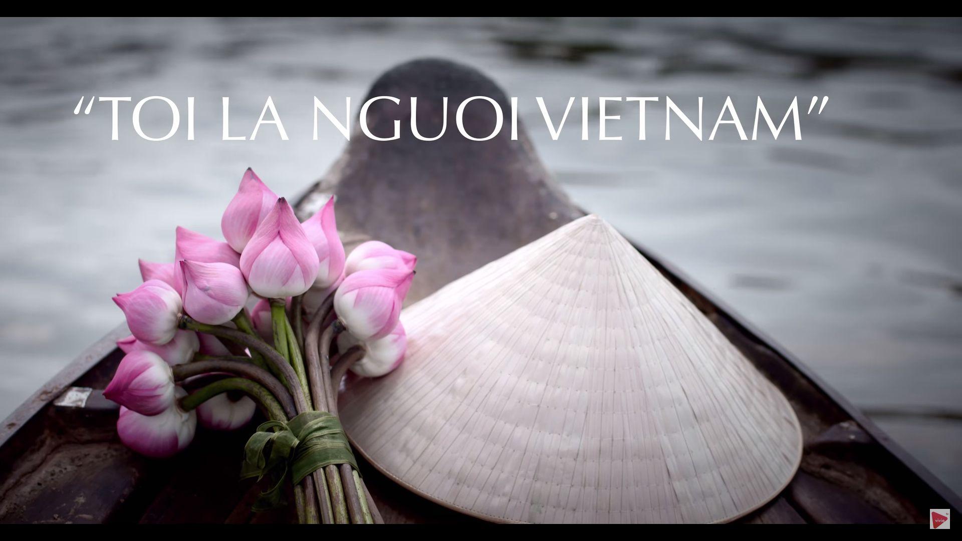 I am Vietnamese.